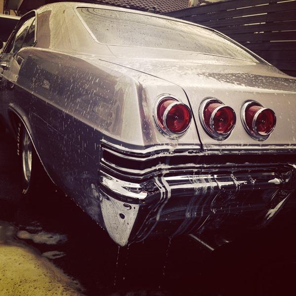 1965 Chevrolet Impala SS 454