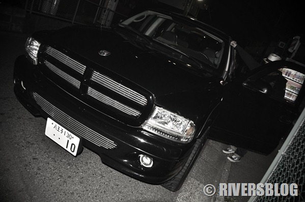 2002 Dodge Durango 5.9L + KENNE BELL supercharger ダッジ デュランゴ スーパーチャージャー