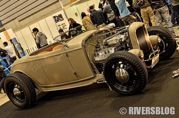 21st Annual YOKOHAMA HOT ROD CUSTOM SHOW 2012 MOONEYES