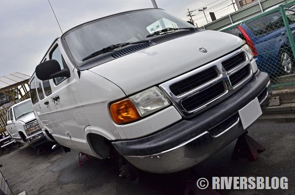 99y Dodge van