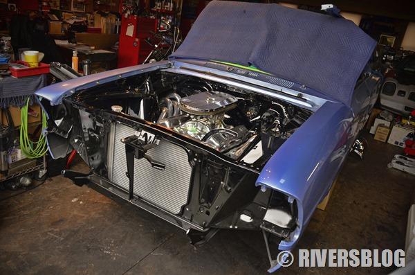 1967 CHEVROLET CHEVYⅡ NOVA