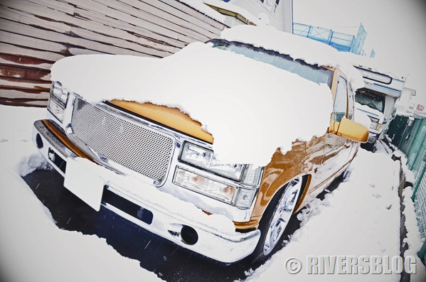 93y Chevrolet C1500 EXT Air Bagged & supercharged エアサス スーパーチャージャー