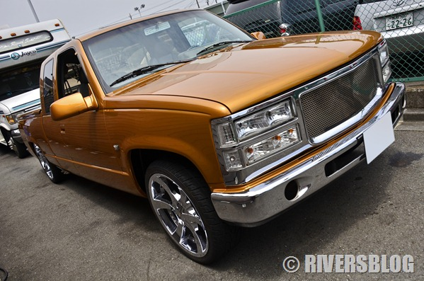 93Y CHEVROLET C1500 EXT AIR BAGGED & SUPERCHARGER エアサス スーパーチャージャー