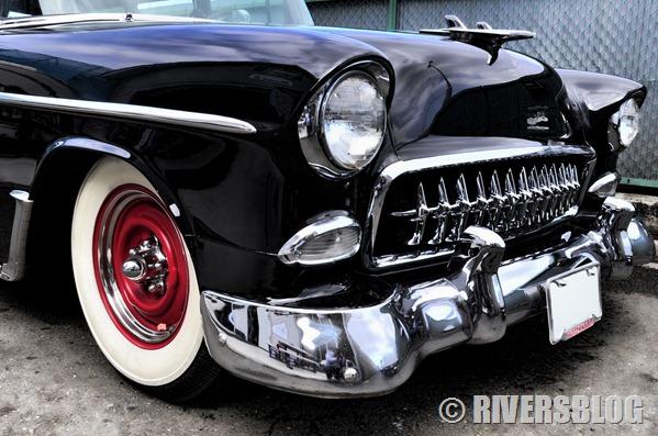 1955 Chevy Bel Air Wagon シボレー ベルエア ワゴン
