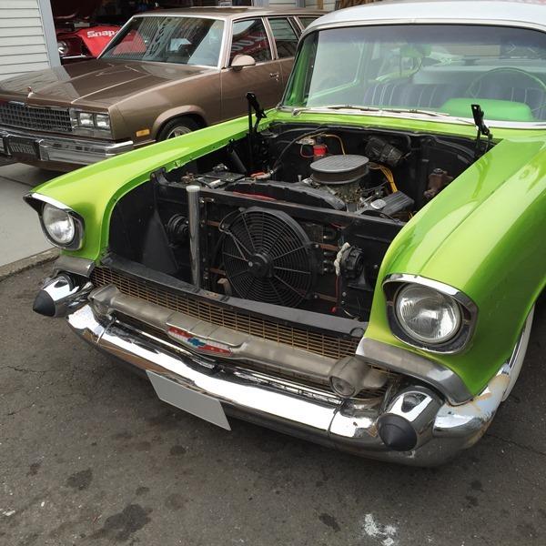 1957 Chevrolet 150 210 Belair