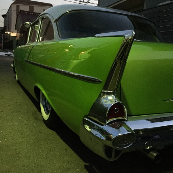 1957 Chevrolet 150 210 Belair RetroSound