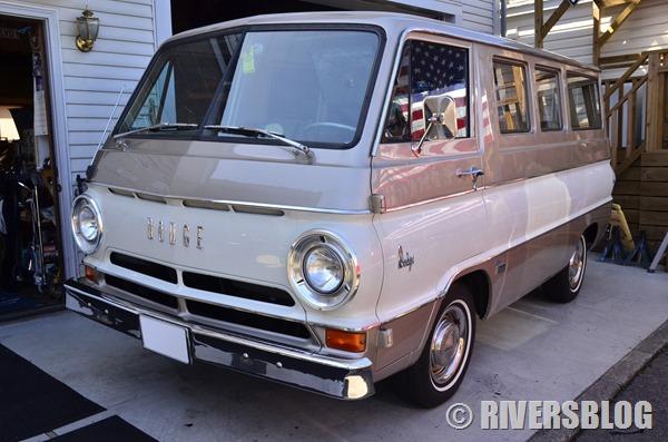 66 Dodge A100