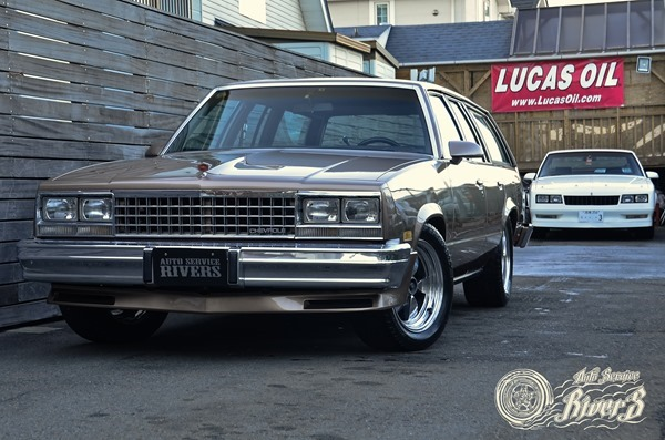 1983 Chevrolet Malibu Wagon CL
