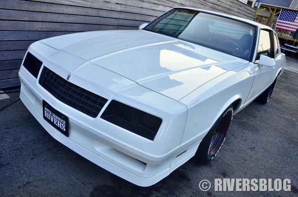 1987 Chevrolet Monte Carlo SS Aerocoupe