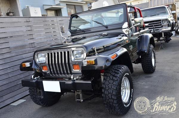 1995 Jeep YJ Wrangler ラングラー