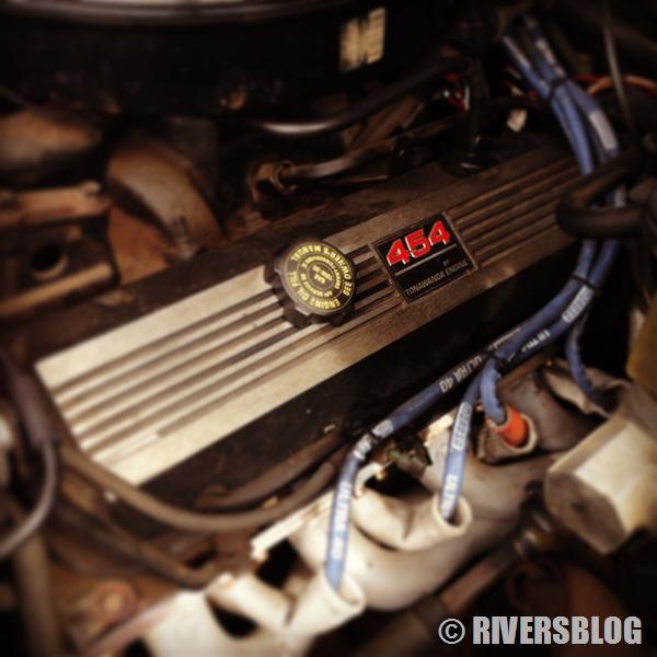 1993 Chevrolet C1500 454SS