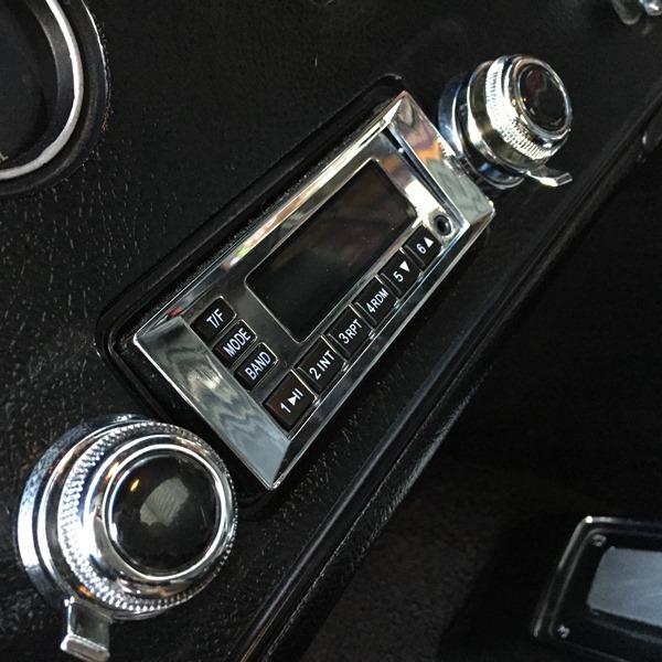 1970 Chevrolet Chevelle Retrosound