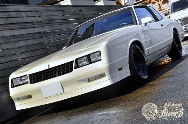 1987 Chevrolet Monte Carlo Aerocoupe