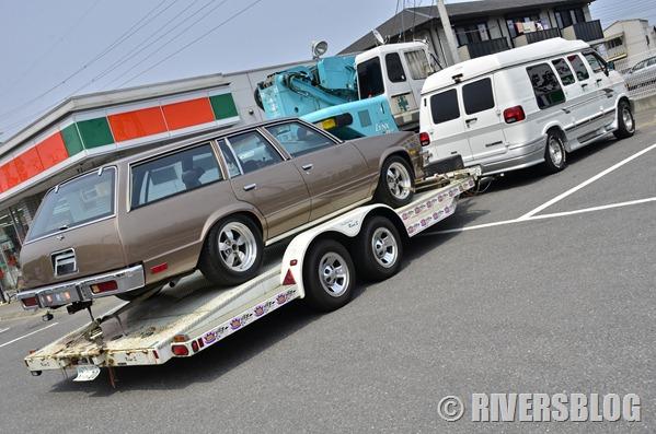 83 CHEVROLET MALIBU CL WAGON 引取 1983 シボレー マリブ ワゴン