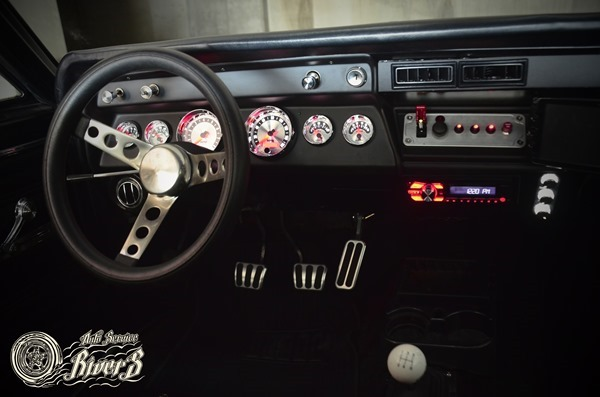 1966 Chevrolet Chevelle Autometer