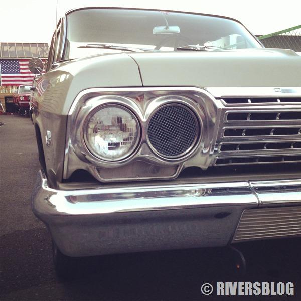 1962 Chevrolet Biscayne 427