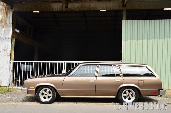 83 Chevrolet Malibu CL Wagon 1983 シボレー マリブ ワゴン
