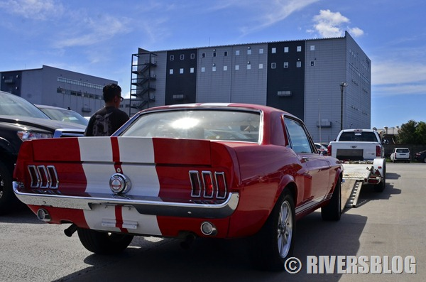 67 Ford Mustang Coupe fastback GT 500 350