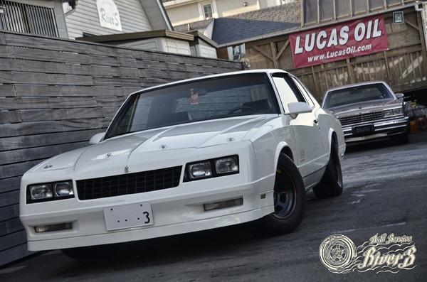 1987 Chevrolet MonteCarlo SS Aerocoupe