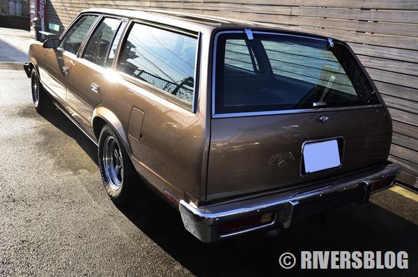 1983 Chevrolet Malibu Wagon