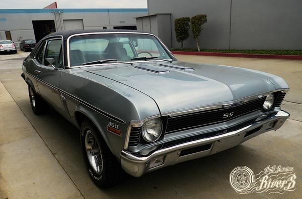 1970 Chevrolet Nova SS 350 シボレー ノバ