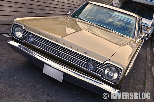 1966 Plymouth BelvedereⅡベルベディア