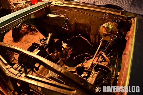 1965 Chevrolet Chevelle Malibu - CONVERTIBLE -