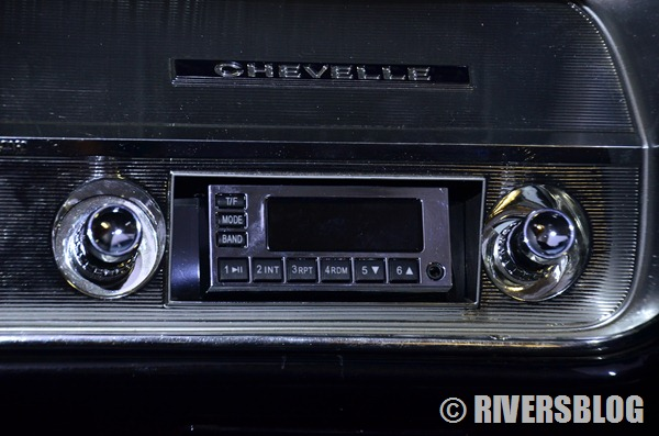 RetroSound 1965 Chevrolet Chevelle Malibu - CONVERTIBLE -