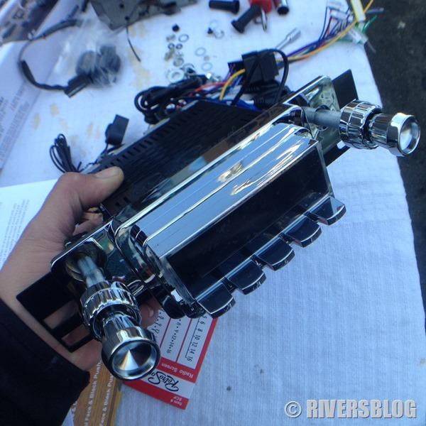 RetroSound Model Two レトロサウンド