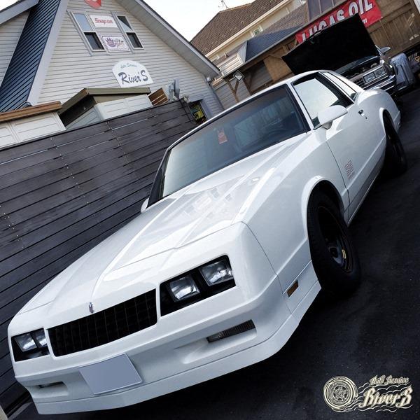 Chevrolet MonteCarlo SS Aerocoupe