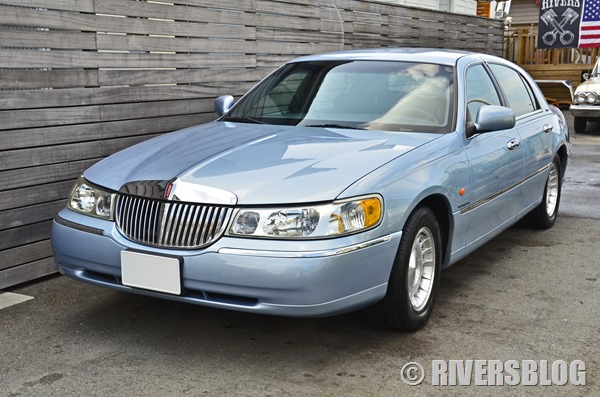 1998 Lincoln Towncar Signature