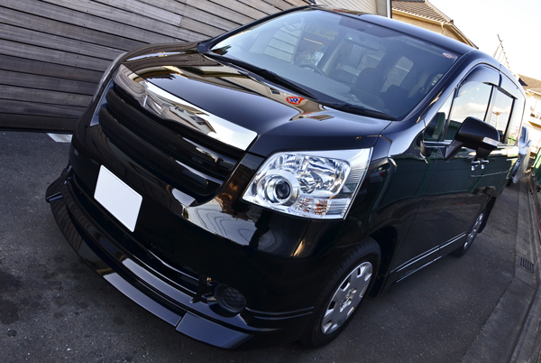 07y TOYOTA NOAH X Lselection 平成19年 トヨタ ノア